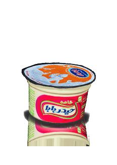Pasteurized cream