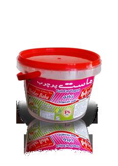Pasteurized yogurt